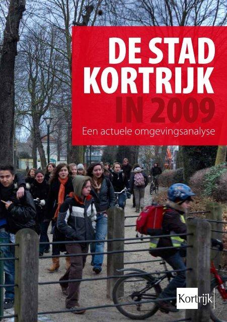 Een actuele omgevingsanalyse - Stad Kortrijk