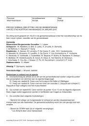 Zitting van GR van 4 januari 2010.pdf - Stad Kortrijk