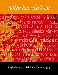 Minska värken - Högskolan i Gävle