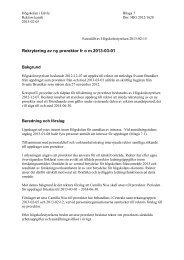 Rekrytering av ny prorektor.pdf - Högskolan i Gävle