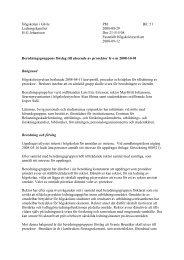 Utseende av prorektor.pdf - Högskolan i Gävle