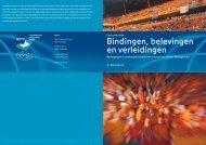 Download Bindingen, belevingen en verleidingen - Nhtv