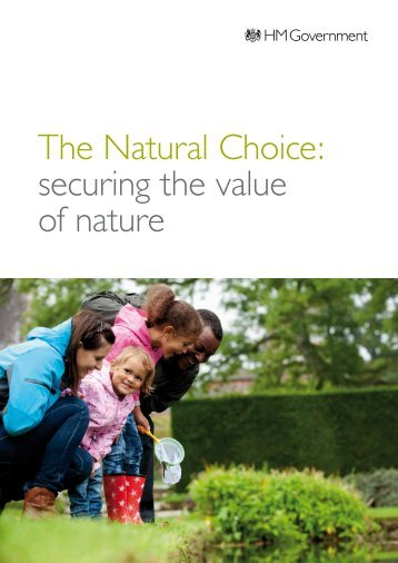 The Natural Choice - Official Documents