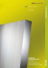 Brochure Bryce plus - Thermic