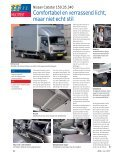 Test 3,5 tons chassis-cabines - TTM.nl - Page 5