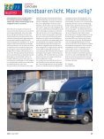 Test 3,5 tons chassis-cabines - TTM.nl - Page 7