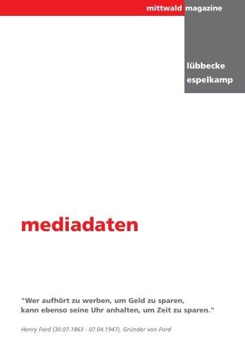 mittwald druck&medien - Espelkamper Nachrichten