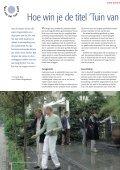 T&L Themanummer: Tuin van het Jaar 2006 ... - Tuin & Landschap - Page 4