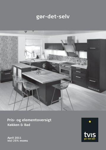 Tvis køkken prisliste 2015 – Køkkenredskaber