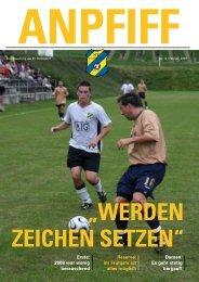 Anpfiff 2009 - SV Stetteldorf