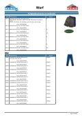 Veiligheidsschoenen en werkkledij - GroupVancanneyt - Page 7