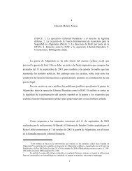 1. La operación «Libertad Duradera» y el derecho de legítima defensa