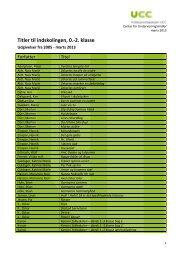 Skønlitterære titler fra 2005-2013 til indskoling
