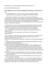 Bekendtgørelse af lov om gennemsigtighed og åbenhed i ...