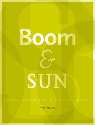 Catalogus Uitgeverij Boom & SUN Voorjaar 2011