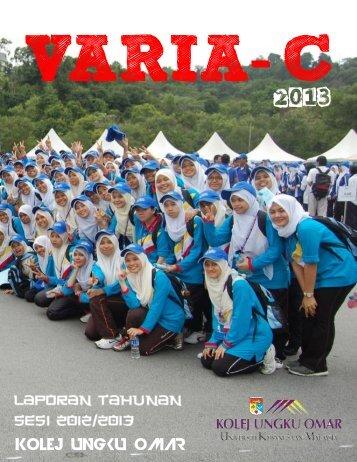 Varia-C 2013 - Universiti Kebangsaan Malaysia