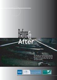 Before & After - Nederlands - def. versie - Université Libre de Bruxelles