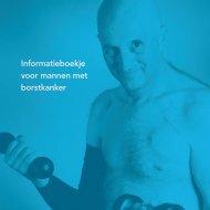 IKNL Borstkanker en mannen - Borstkankervereniging Nederland