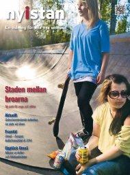 Ny i stan - Umeå kommun