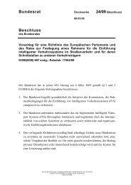 Bundesrat Beschluss - Umwelt-online