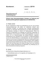 (BR) 227/10 - Umwelt-online