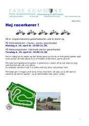 Hej racerkører !
