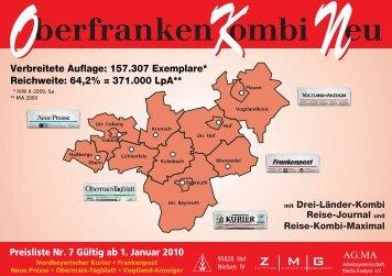 Reise-Kombi-Maximal - Frankenpost