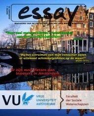 Er zijn meer fietsen dan inwoners in Amsterdam - Faculteit der ...