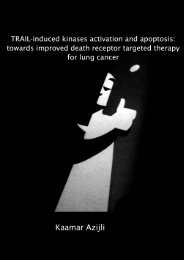 towards improved death receptor targeted therapy for ... - TI Pharma