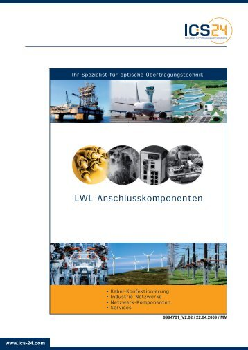 LWL-Anschlusskomponenten - ICS24 & Services GmbH