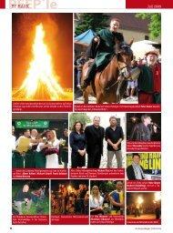 Magic's - Regensburger Stadtzeitung