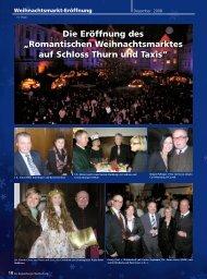 Romantischen Weihnachtsmarktes Auf - Regensburger Stadtzeitung