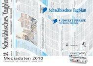 KLINIK FORUM - Schwäbisches Tagblatt