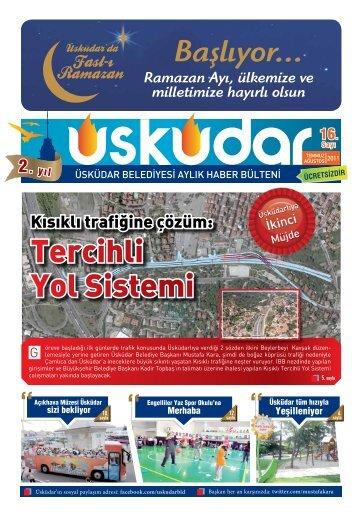 Temmuz-Ağustos 2011 - Üsküdar 34 Haber Sitesi