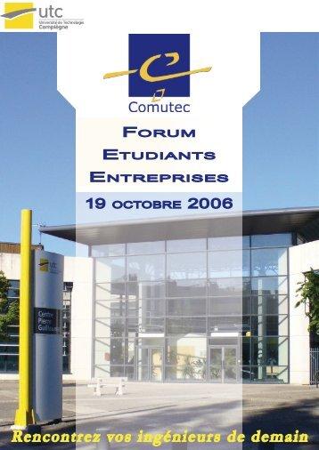 forum Entreprises - UTC