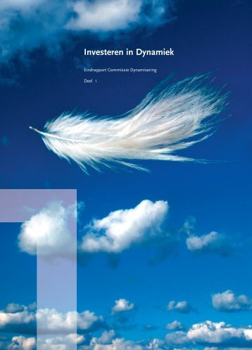 Investeren in Dynamiek Vol.1 (2006) - Universiteit Twente