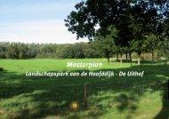 Landschapspark aan de Hoofddijk - Universiteit Utrecht