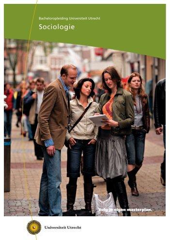 Sociologie - Universiteit Utrecht