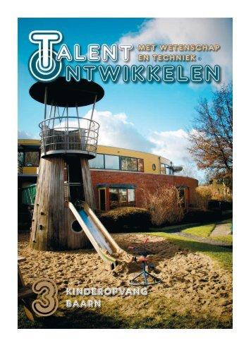 3. Kinderopvang Baarn_1.pdf - Universiteit Utrecht