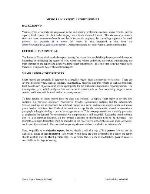 Letter Of Transmittal Engineering from img.yumpu.com