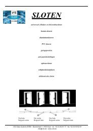 ISEO (pdf 2 MB) - V3S Glass Systems