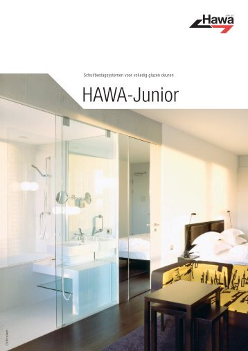 HAWA-Junior - V3S Glass Systems