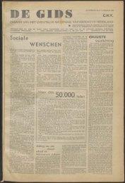 50.000 leden - Vakbeweging in de oorlog