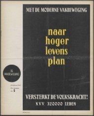 (1940) nr. 5 - Vakbeweging in de oorlog