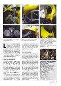 Men de försvinner varefter varvet ökar på Ducatis minsta Monster. - Page 2