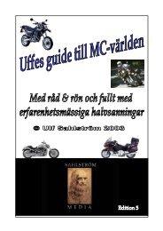 Uffes guide till MC-världen - SMC