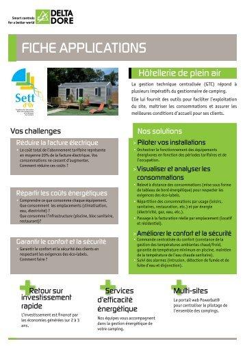 En savoir plus sur nos solutions pour l' Hotellerie de ... - Delta Dore