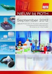 NIEUW bij ROTH - Carl Roth