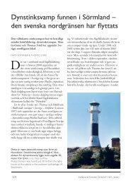 Häfte 98(5).indb - Svenska Botaniska Föreningen