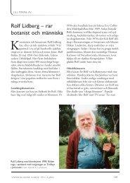 Häfte 99(3-4).indb - Svenska Botaniska Föreningen